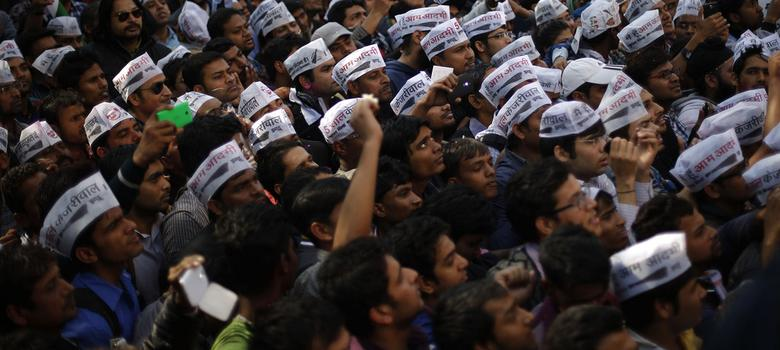 The AAP Sweep: nine charts that explain the Delhi poll results