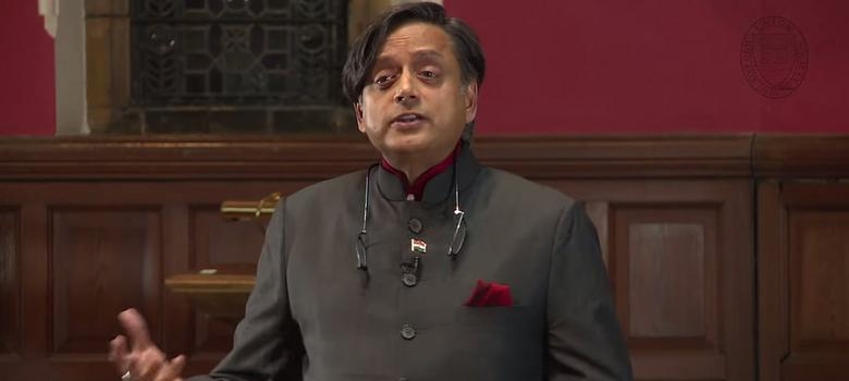 For Congress to accept Shashi Tharoor, he must fake mediocrity and live in Rahul's shadow