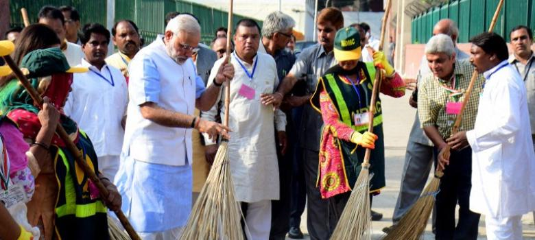Swachh Bharat cess has many problems – for starters, its name