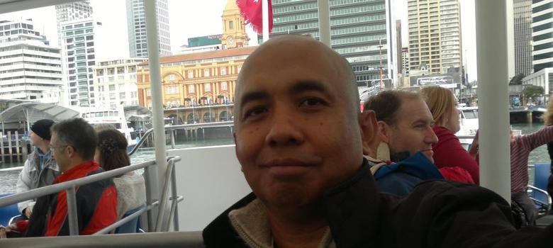 Seven things Malaysian pilot Zaharie Shah's internet footprint tells us about him