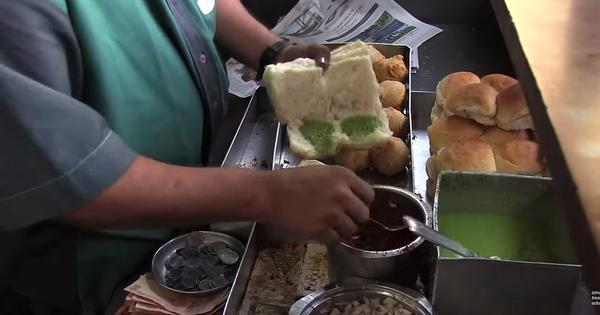 Video: Meet the son of the inventor of the vada pav (and other Mumbai street food stalwarts)