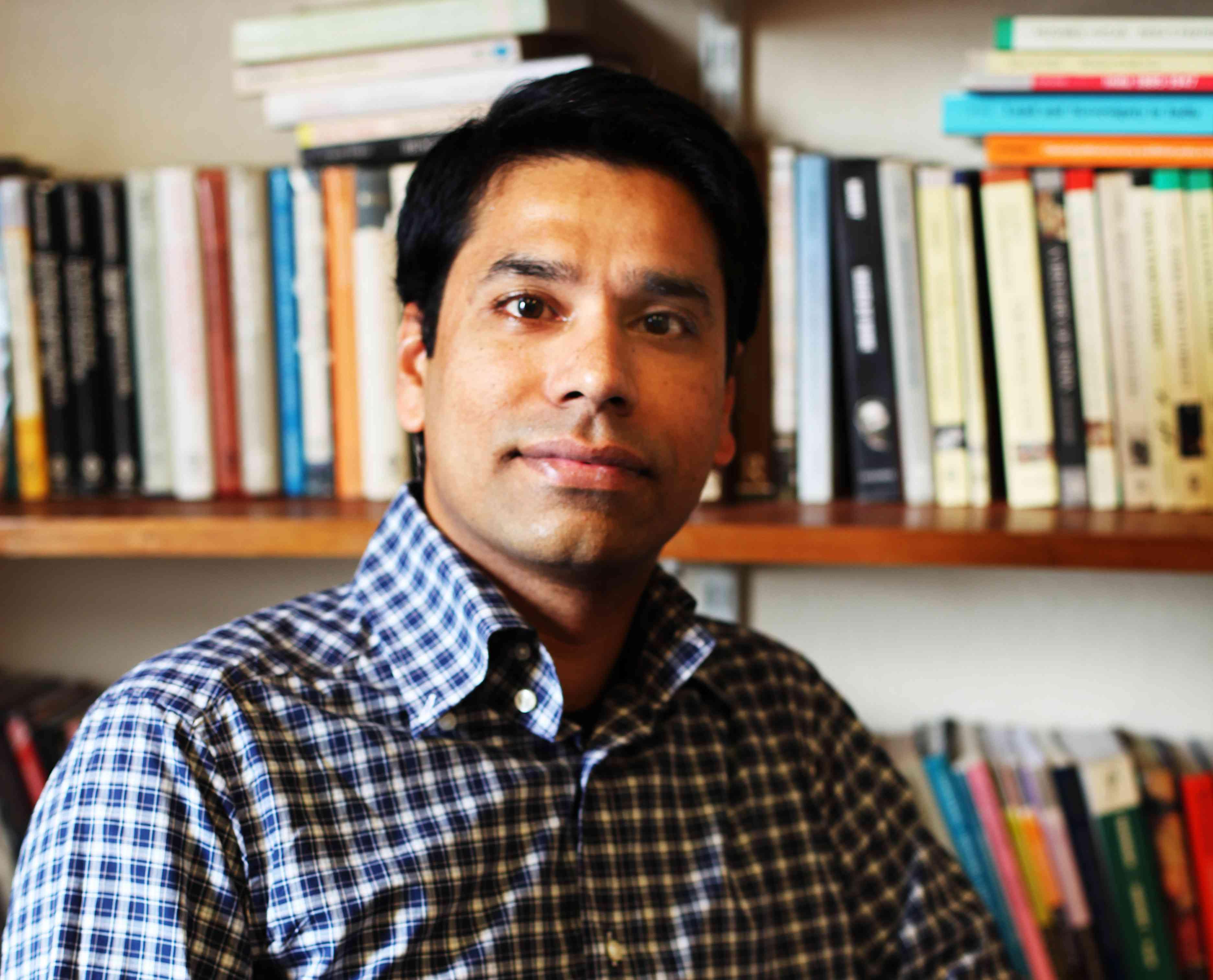 Historian Prashant Kidambi teaches at the University of Leicester.