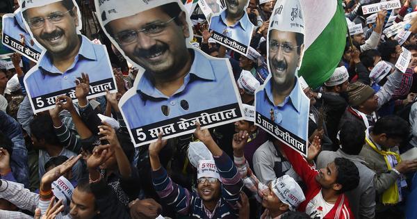 Why Muslims have no problem chanting 'Bharat Mata ki Jai' at Kejriwal's rallies...