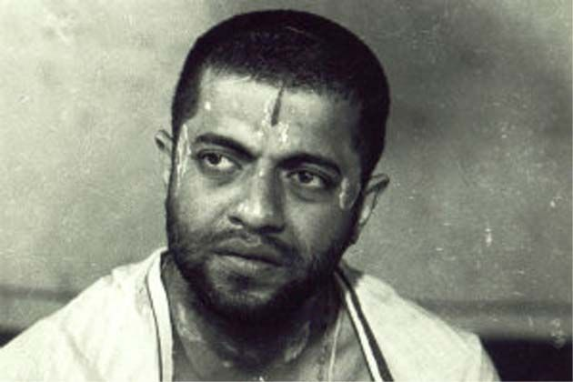 Girish Karnad in Samskara (1970).