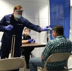 Airport screening isn't about stopping Ebola – it's about controlling borders