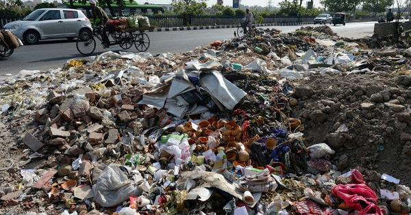 Delhi's garbage crisis isn't over – it's just stopped stinking for now
