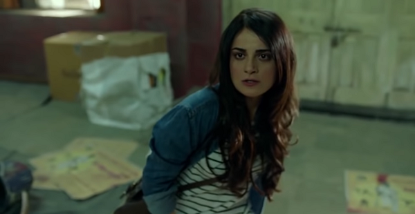 Radhika Madan in Mard Ko Dard Nahi Hota. Courtesy RSVP Movies.
