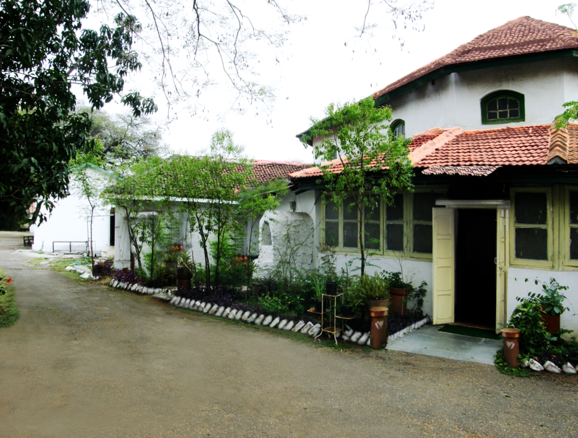 The Fernandes' family house in Pune. Image courtesy: Brian Fernandes