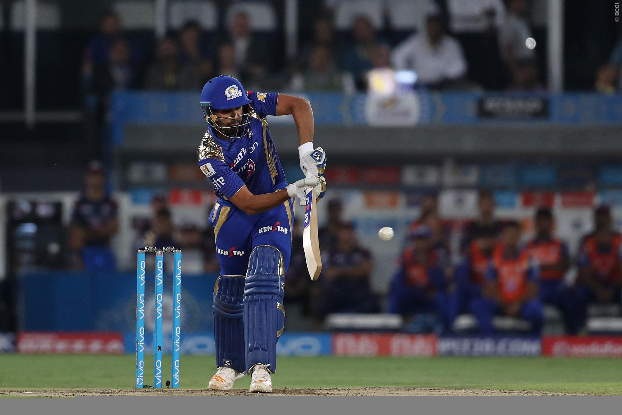 Mumbai retained skipper Rohit Sharma for Rs 15 crore (Image: Ron Gaunt/Sportzpics/IPL)