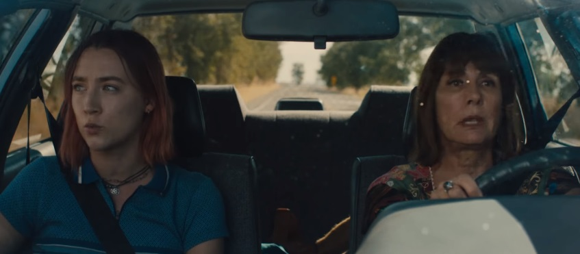 Lady Bird (2017). Credit: A24