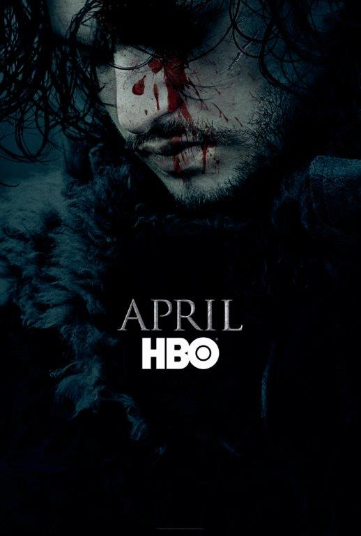 The HBO poster that has given fans hope.