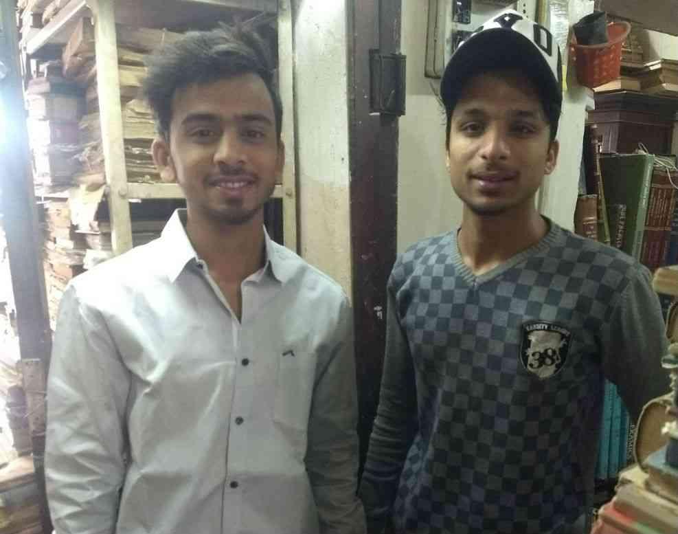 Ibrahim and Zubair.