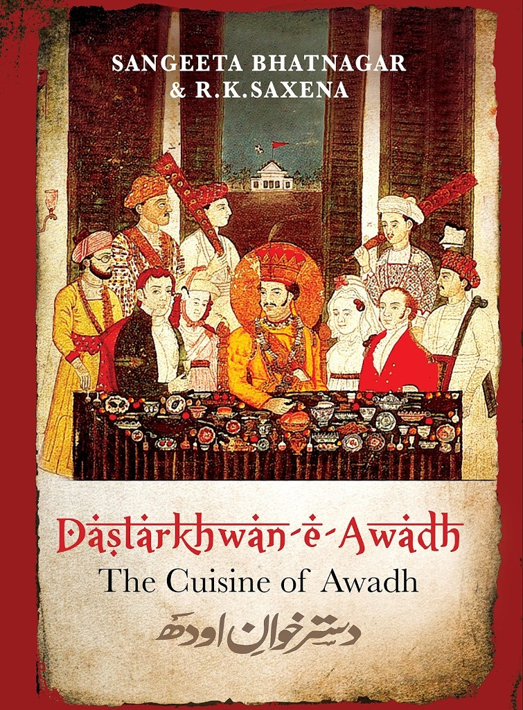 The cover of the 2015 edition of 'Dastarkhwan-e-Awadh'. Credit: rajkumarsaxena.blogspot.in