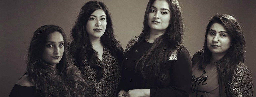 The core team of the Facebook group Plus Size Pakistan – Xera | Curvy & Co