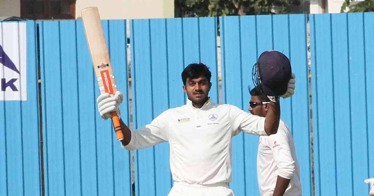 Vijay Shankar had a dream run in the Ranji Trophy during the 2014-'15 season | Facebook/Vijay Shankar