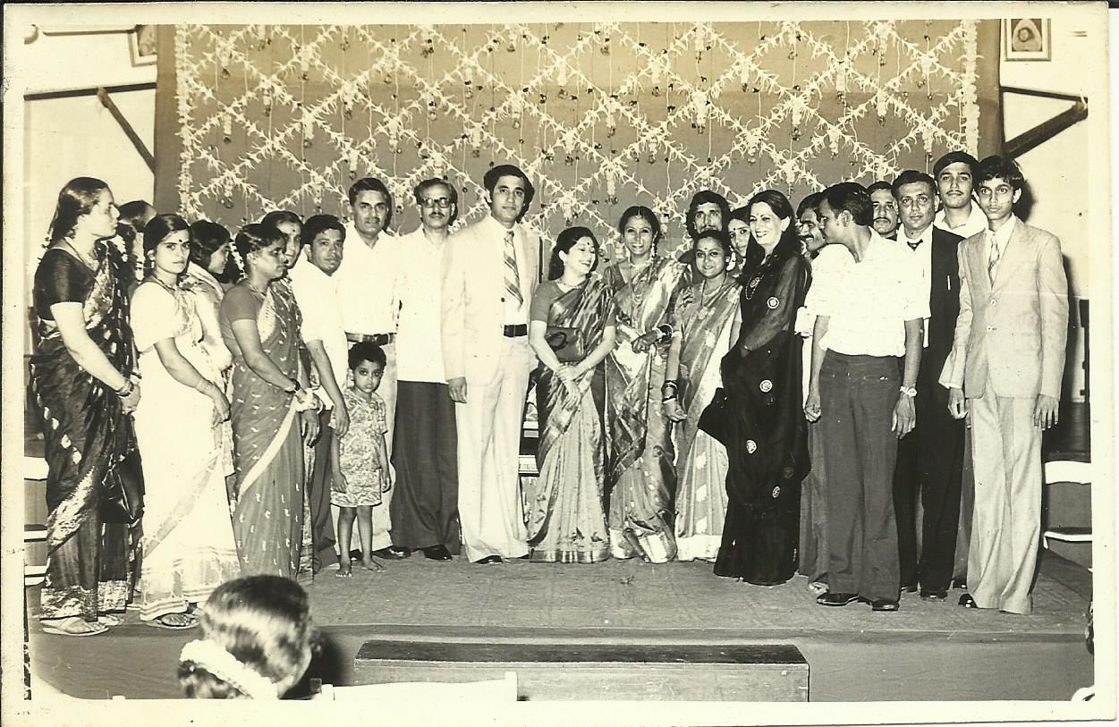The aftertaste of austerity hung in the air through the 1970s, when the Bhides got married.