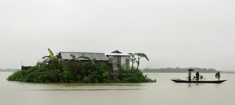 While we obsessed over Mumbai, floods in Assam hit three lakh people