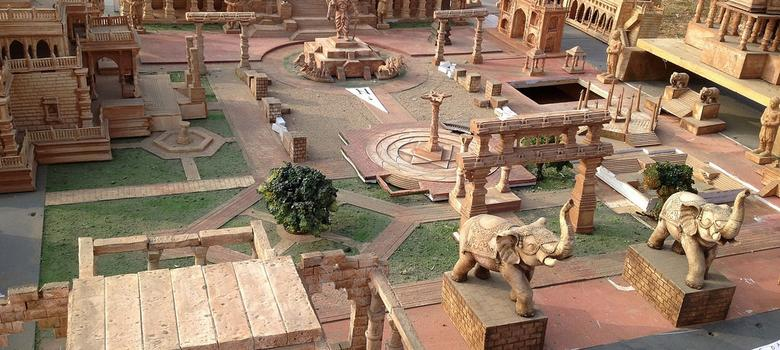 'The only thing was that it had to be believable,' says the production designer of 'Baahubali'