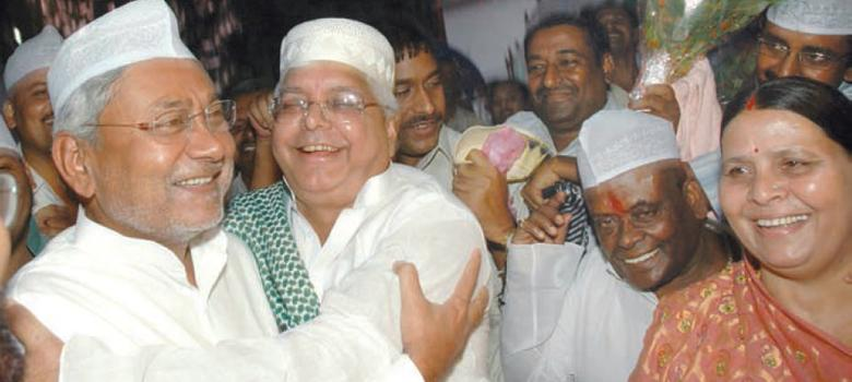 The loud and long fight: How Nitish and Laloo fell out