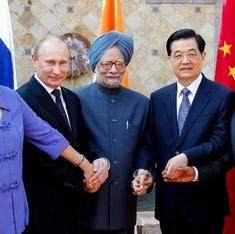 Ten charts that prove BRICS nations have little in common