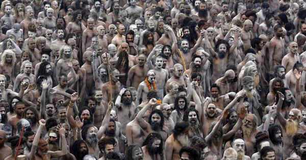 What a Harvard professor believes megacities can learn from the Kumbh Mela