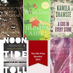 A closer look at the five books shortlisted for the $50,000 DSC Literature Prize