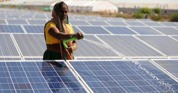 What needs to happen for Modi's solar power dreams to come true
