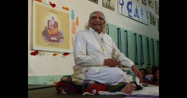 For BKS Iyengar, yoga was the path to ultimate freedom