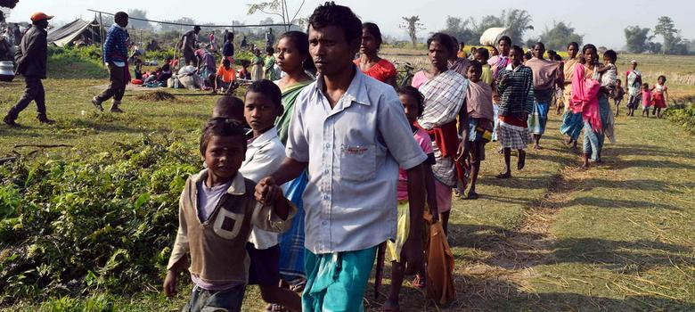 A month after Assam violence, fear lingers in relief camps – of militants and the administration