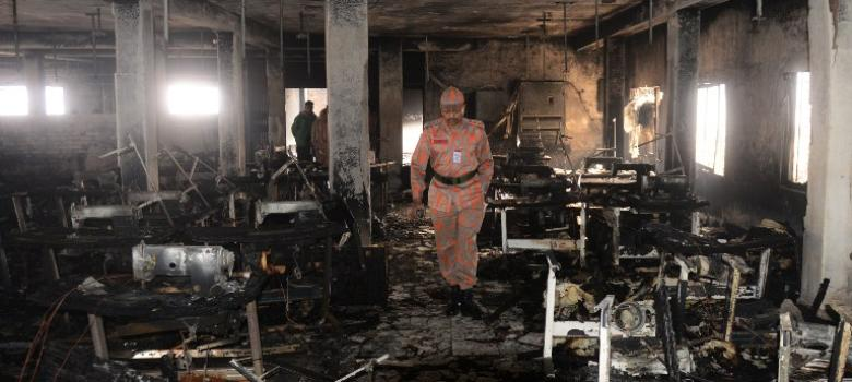Terrible tales from the factory collapses and fires of Dhaka