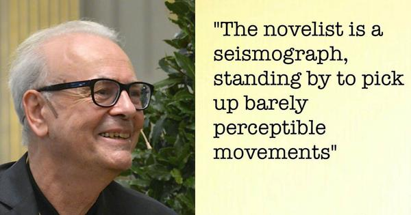 Eleven extraordinary observations on writing from Nobel Laureate Patrick Modiano