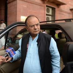 Parliament: 'Vandalism is condemnable, but sedition is free speech?' says Arun Jaitley