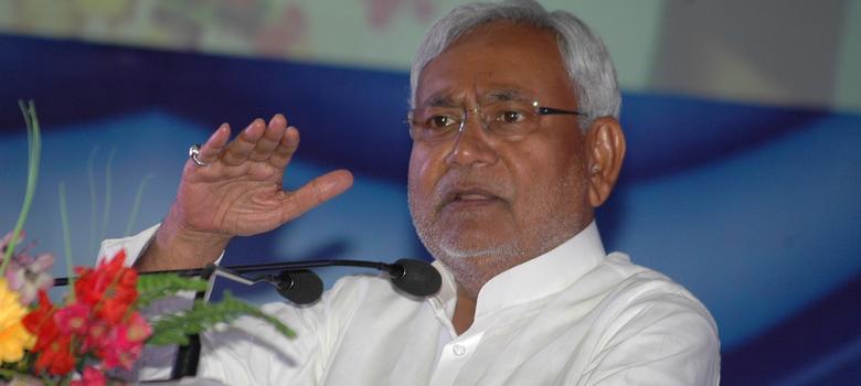 बिहार : मुख्यमंत्री नीतीश कुमार के इस्तीफ़े की मांग पर विधानसभा में हंगामा