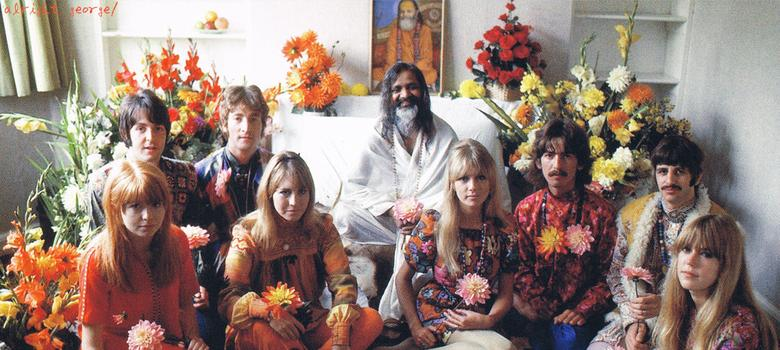 beatles rishikesh