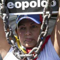 The jailed opposition leader who might hold the key to Venezuela's future