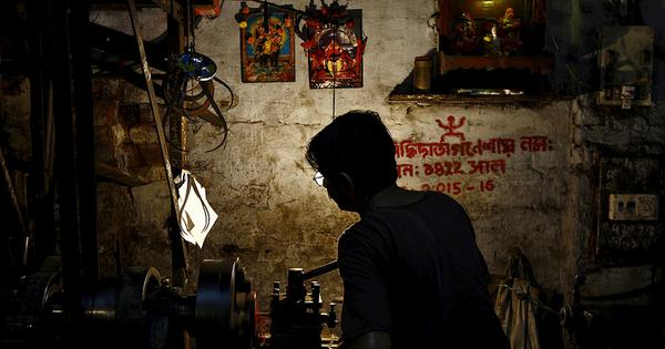 Chinese imports threaten India's largest non-farm employers
