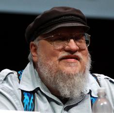 If Enid Blyton wrote George RR Martin's books, and vice versa