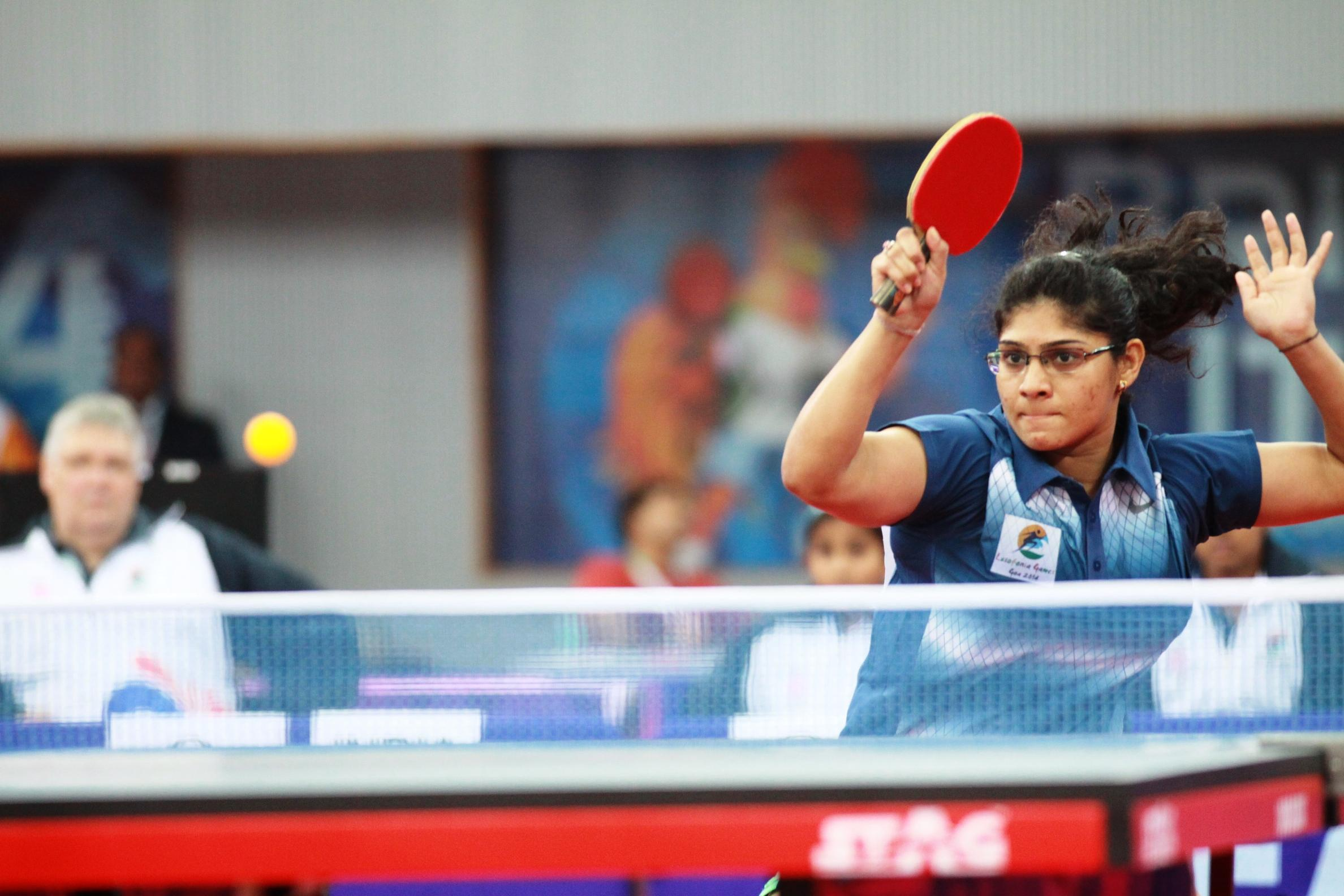 Current national champion Madhurika Patkar is one of Shailaja Gohad's star pupils (IANS)