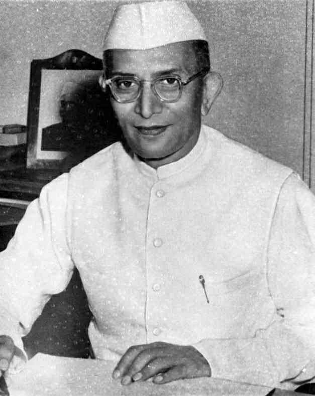Morarji Desai | Image credit: Photo division Government of India, Wikimedia Commons