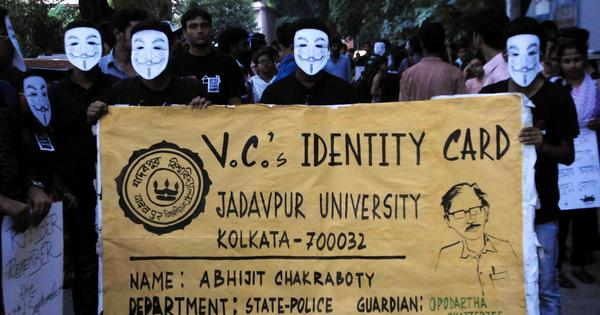 As Jadavpur vice chancellor quits, students ask Mamata to meet other demands too