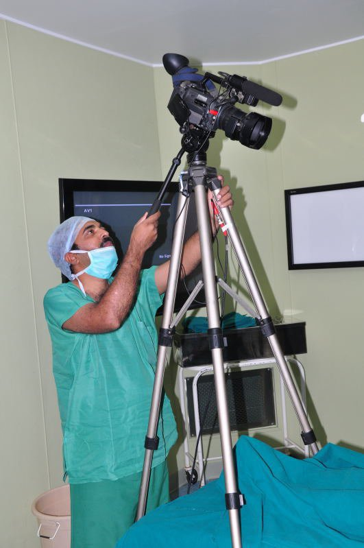 Medical photography: In true colour and high definition from