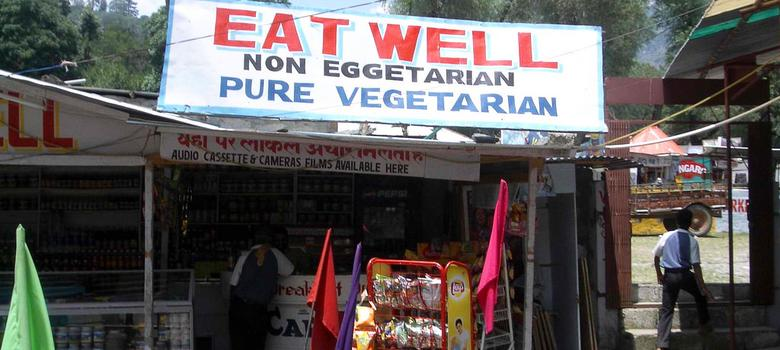 Why do we insist on calling India a vegetarian country when two-thirds of us eat meat?