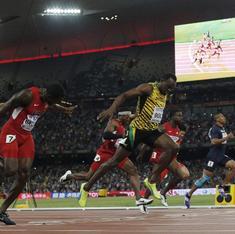 The astonishing comebacks at the Athletics World Championships