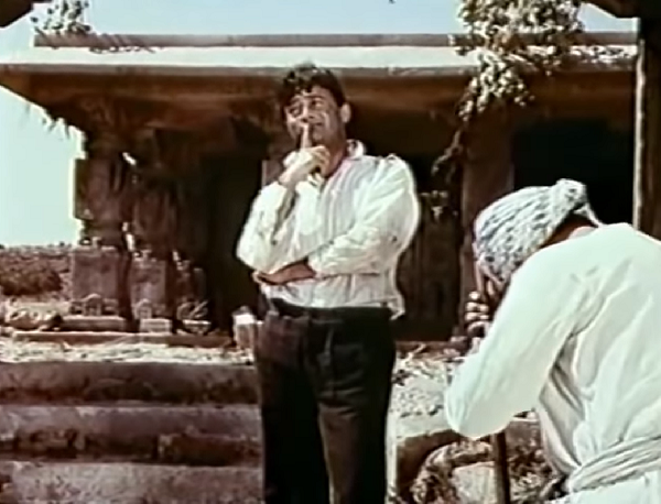 Dev Anand in The Guide (1965). Courtesy Stratton Productions/Navketan International.