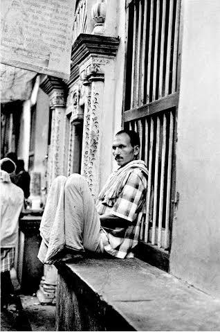 Benares, 2014. (Photograph courtesy: Diba Siddiqi).