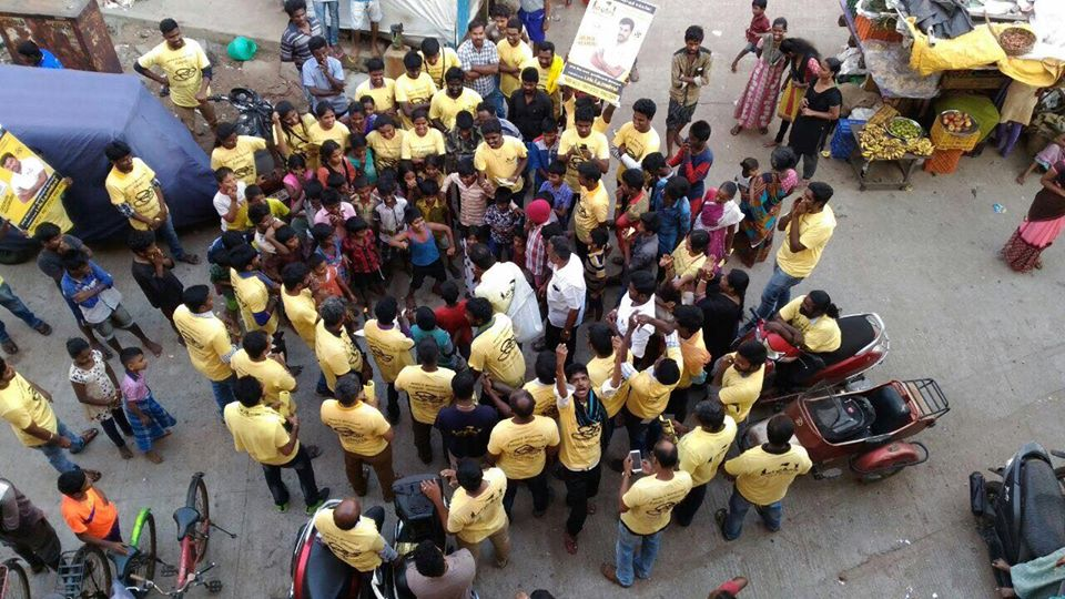 The Tamil Nadu Youth Party has over 2 lakh registered members today. (Credit: Tamil Nadu Youth Party via Facebook)