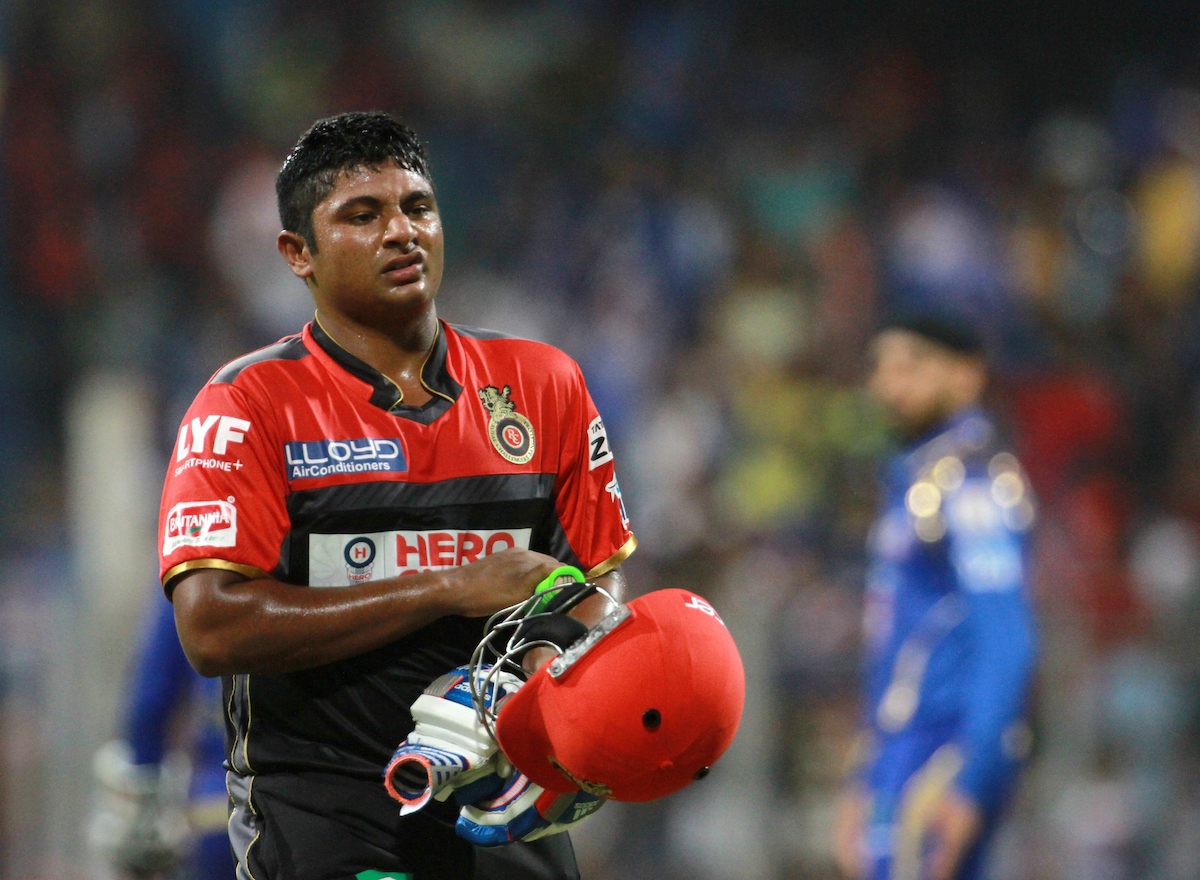 RCB could probably have got Sarfaraz Khan for cheaper in the auction (Image: Vipin Pawar/IPL/Sportzpics)