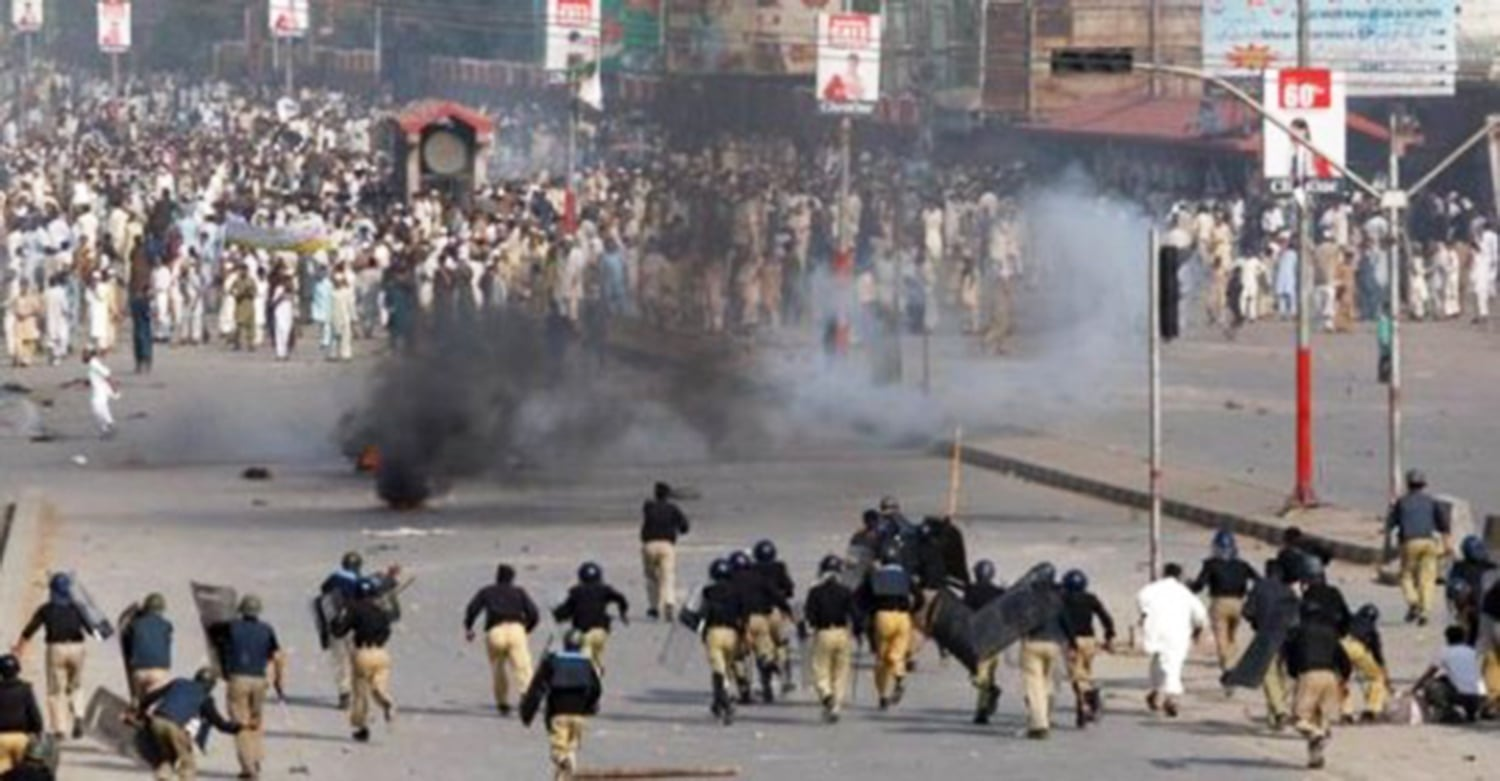 2007 was particularly violent for Karachi.