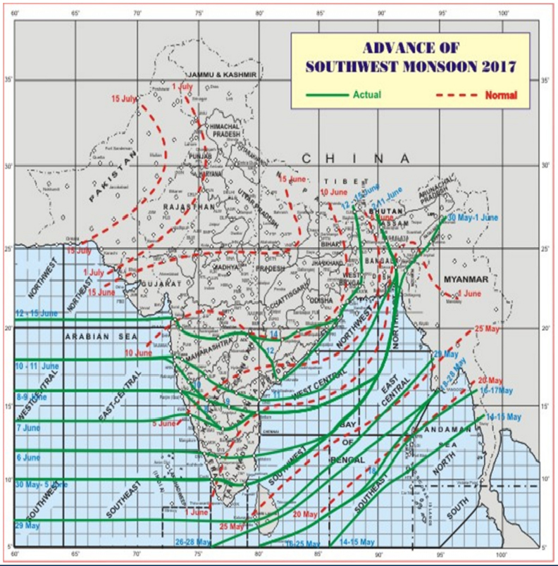 Image credit: India Meteorological Department