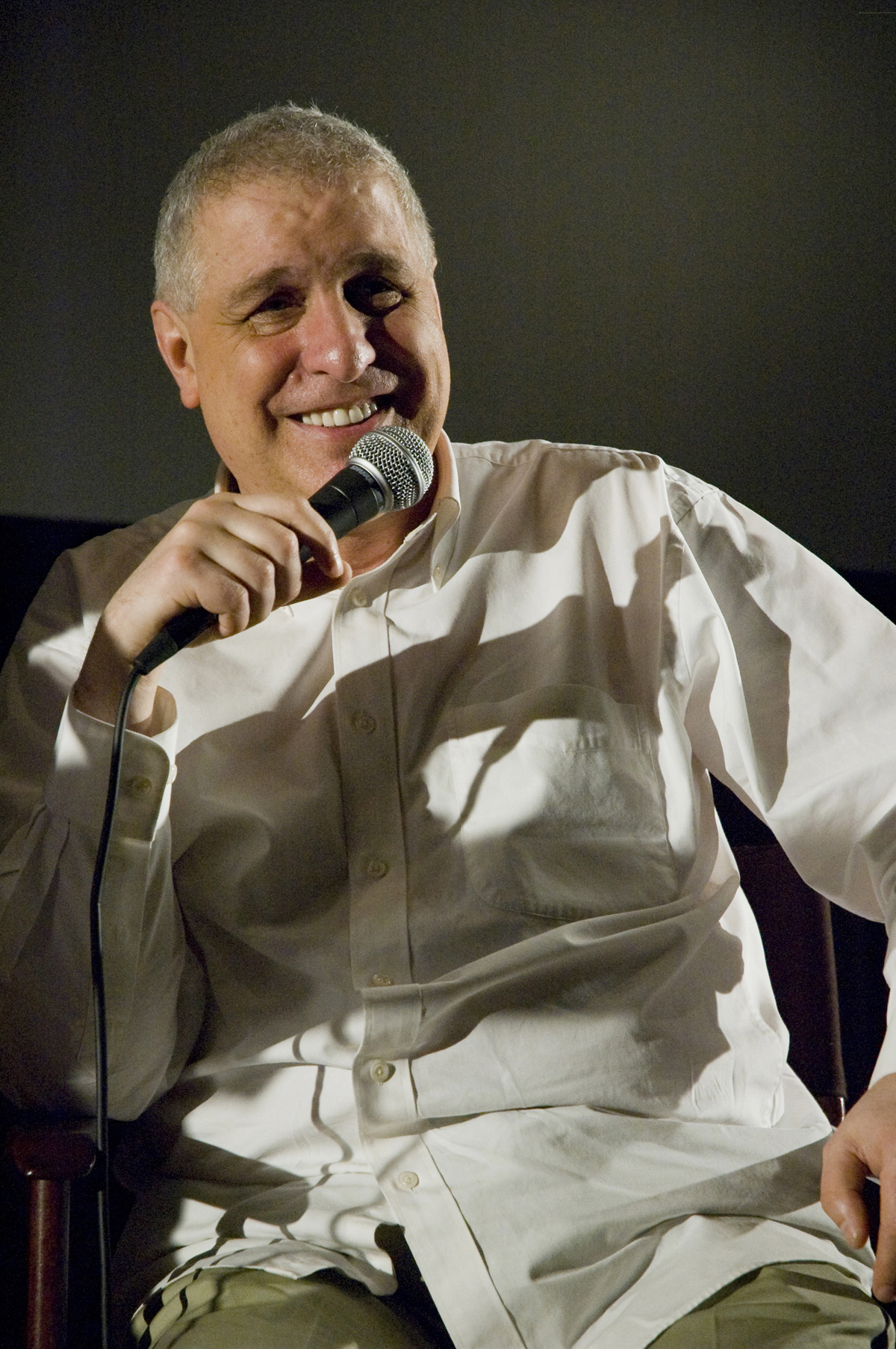Errol Morris. Photo credit: Bridget Laudien/Wikimedia Commons [Licensed under CC BY 3.0]
